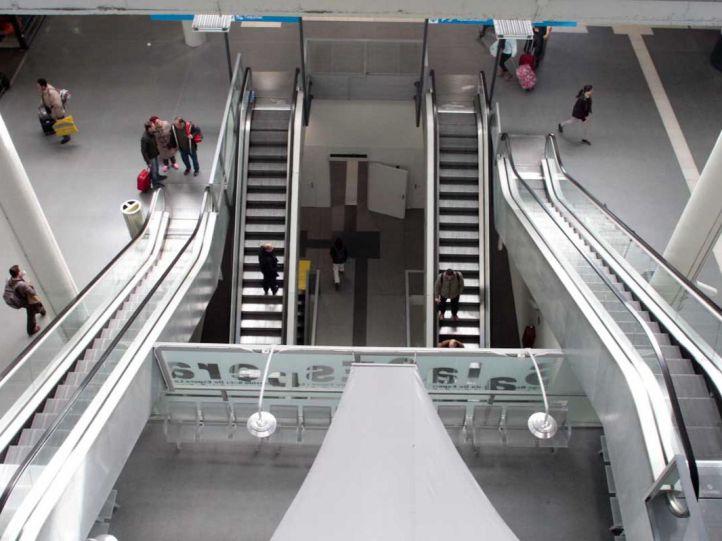 Méndez Álvaro es una de las estaciones más transitadas de la red.
