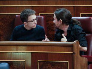 Errejón deja su salida de la Ejecutiva en manos de Iglesias