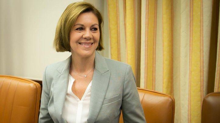 Imagen de archivo de quien fuera ministra en el último Gobierno de Rajoy.