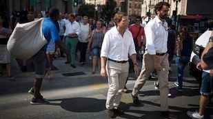 El PP pide una unidad de Policía contra la venta ambulante ilegal