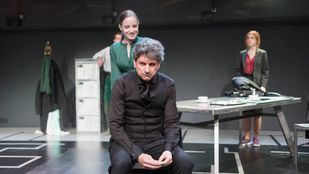 'Otelo a juicio' en el teatro Fernán Gómez
