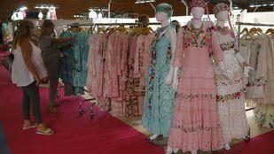 Los entresijos y novedades de la moda se reúnen en Momad