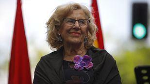 'Sí' a Iglesias: Carmena decide repetir como candidata, pero pone condiciones