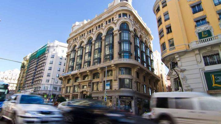 De ruta por el Madrid de Antonio Palacios