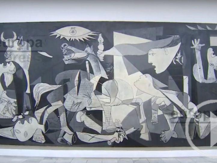 El regreso del Guernica de su exilio neoyorquino