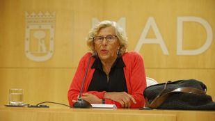Carmena repetirá como candidata pero no con Ahora Madrid