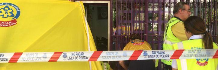 Un hombre mata a su expareja a puñaladas en Villaverde
