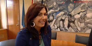 María José Rienda, presidenta del Consejo Superior de Deportes.