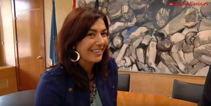 María José Rienda: