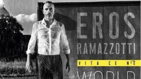 La gira de Eros Ramazzotti parará en Madrid en marzo