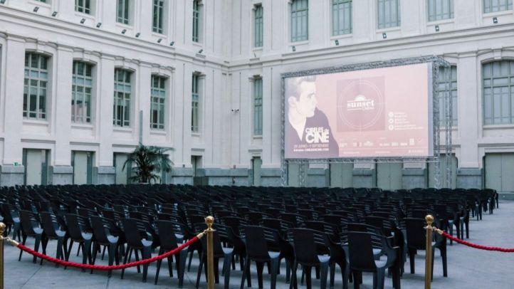 Más de 33.000 espectadores pasaron por Cibeles de Cine