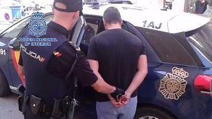 Detenido por maltratar y secuestrar a su pareja durante cuatro meses