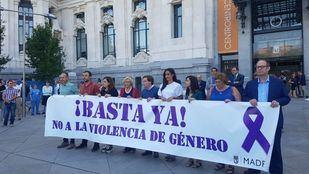 Madrid condena el asesinato machista de Villaverde