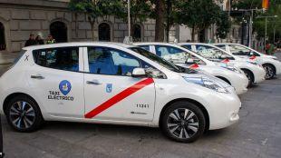 Hasta 10.000 euros para que taxis y vehículos comerciales se pasen al 'Eco'