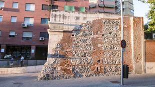 La cerca de Felipe IV llevaba en pie casi doscientos cincuenta años