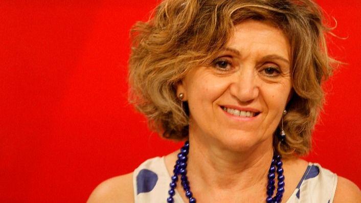 La nueva ministra de Sanidad, María Luisa Carcedo, tras la dimisión de Carmen Montón