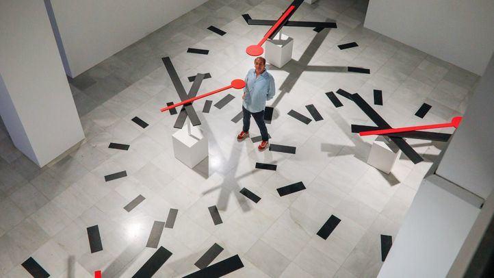 Las reflexiones del artista Eugenio Ampudia