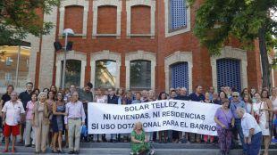 En busca de consenso para Téllez 2, pero sin descartar viviendas cooperativas