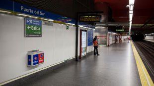 Metro unificará su horario de cierre en Rivas y Arganda