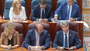 Ángel Garrido ha presentado un proyecto de 100 medidas para lo que queda de Legislatura.