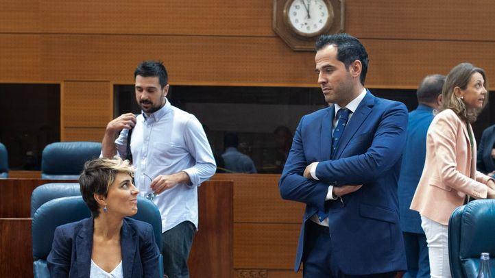 Turno de la oposición tras la propuestas 'poco creíbles' de Garrido