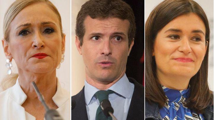 Cifuentes, Casado y Montón cursaron sus máster en el polémico Instituto de Derecho Público de la URJC