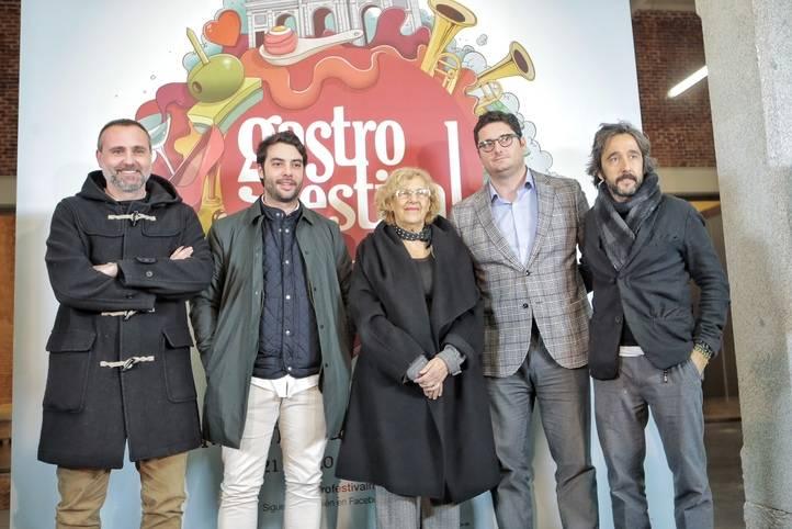 Presentación de Gastrofestival