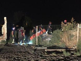 Un accidente, posible causa de la muerte del joven desaparecido en la laguna de Vicálvaro