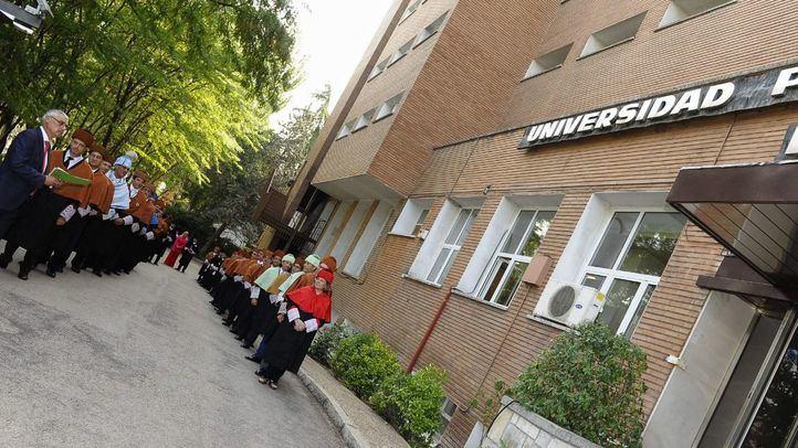 Huelga de limpieza en la Universidad Politécnica