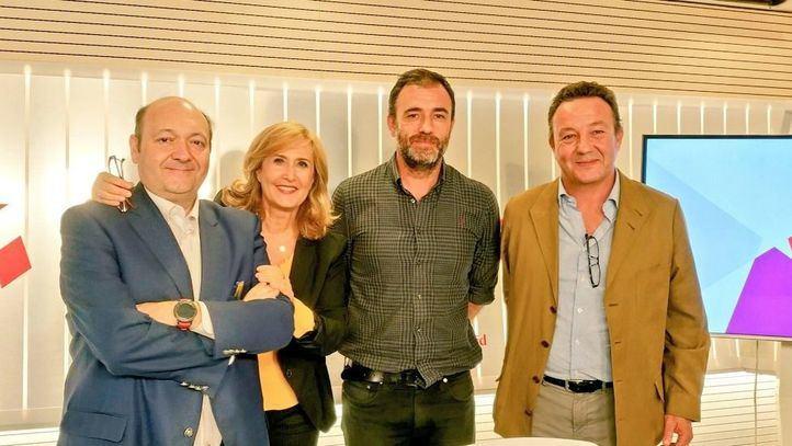 Nacho Murgui e Íñigo Henríquez de Luna, en Com.Permiso.