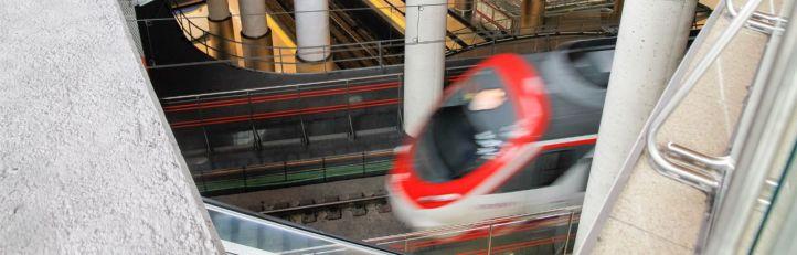 Una treintena de trenes afectados por averías en la C3