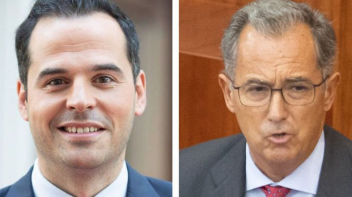 Aguado y Ossorio, debate de portavoces en Onda Madrid