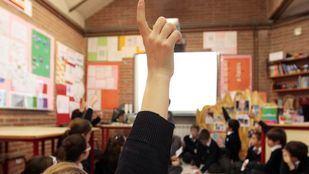 El interior del centro escolar es el lugar en el que se producen más actos de acoso, incluso en los casos de ciberbullying.