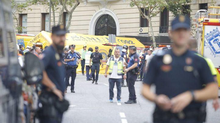 Se trata del segundo derrumbe mortal en Madrid en los útlimos meses.