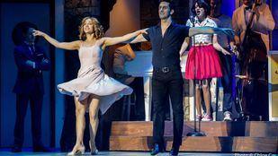 Una de las escenas del musical 'Dirty Dancing'