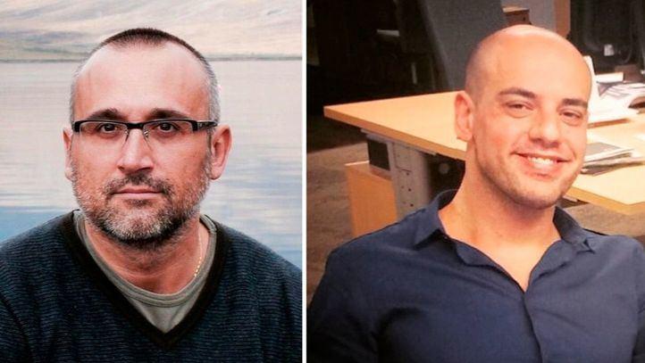 Los periodistas Carlos Hidalgo (ABC) y Ferrán Boiza (El Mundo) se dan cita esta tarde en Com.Permiso