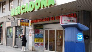 Tienda Mercadona en Madrid
