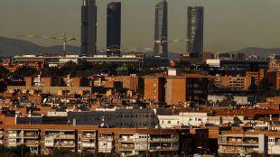 Madrid lidera la inversión extranjera de España