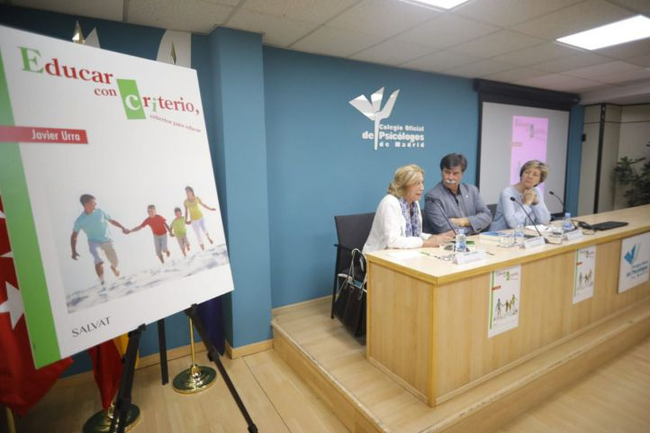 Javier Urra opta por educar con 'criterio'