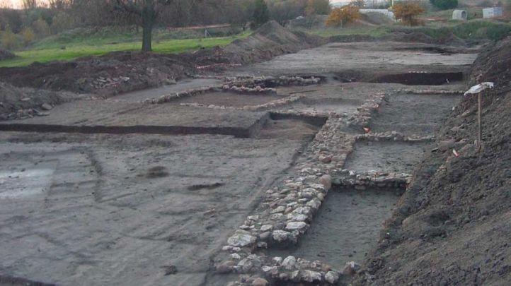 Barajas, cuatro mil años de historia bajo tierra