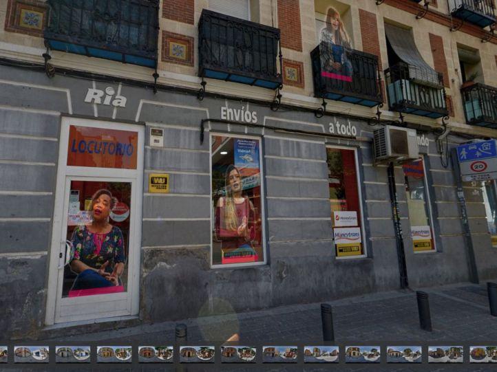 Proyecto El Beso, un paseo virtual por la calle Topete.