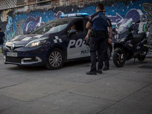 Oposición vecinal en el arresto de 7 ladrones en Valdebernardo