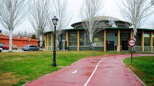 Polideportivo de Aluche.