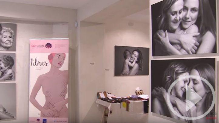'Libres', arte contra la mutilación genital femenina