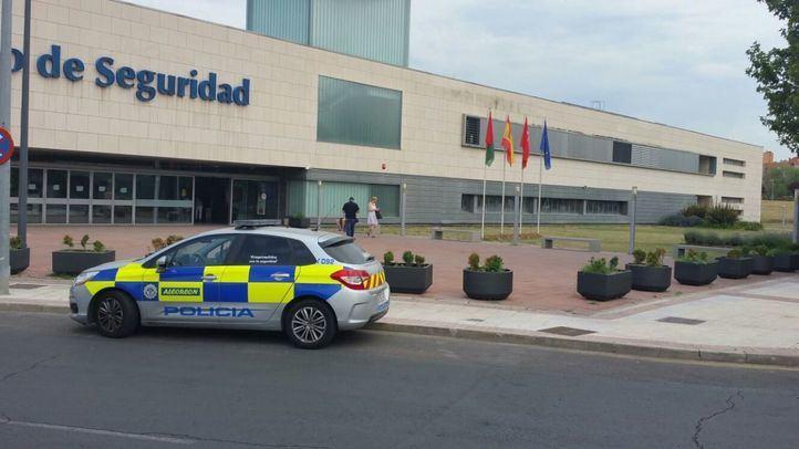 Policía Municipal de Alcorcón en una foto de archivo.
