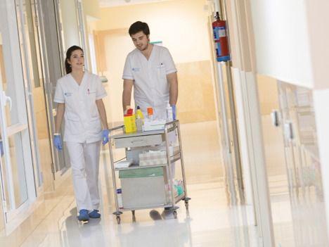 El Hospital Nuestra Señora del Rosario