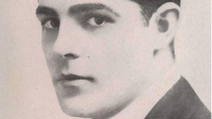 El actor y director de cine, Antonio Moreno.