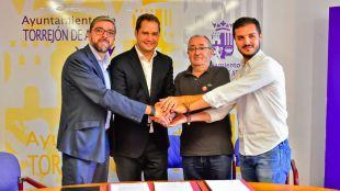 Torrejón dinamiza su economía y fomenta el empleo con un nuevo acuerdo