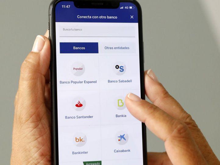 BBVA abre su app a productos de otras entidades financieras