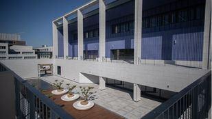 Nuevo campus de la Universidad de Navarra.